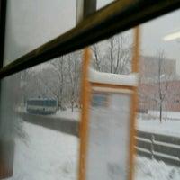 Photo taken at Poliklinika (tram, bus) by Jiří K. on 2/1/2017