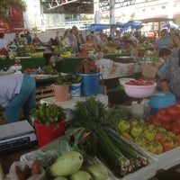 Photo taken at Центральный рынок by Виктория on 8/5/2014