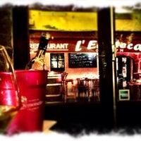 Photo taken at La Bravade by Alexander S. on 2/6/2014