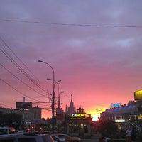 Снимок сделан в Таганская площадь пользователем Olga Z. 6/21/2013