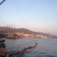 Photo taken at Memories Boat Trip by Özlem K. on 8/11/2015