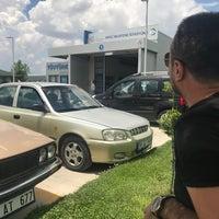 Photo taken at TÜVTÜRK Araç Muayene İstasyonu by Zahide Y. on 6/21/2018