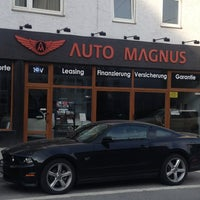 Photo taken at Auto Magnus US cars by Denis B. on 6/7/2013
