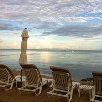 Photo taken at Nora Buri Resort & Spa by Ferit Y. on 9/8/2013