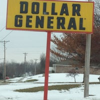 Photo taken at Dollar General by Tammy J. on 3/8/2013