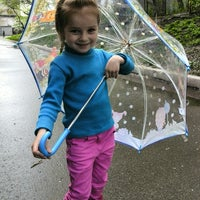 Photo taken at детская площадка by Kira O. on 4/23/2014
