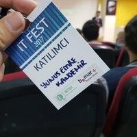 Photo taken at Teknoloji Fakültesi by Yunus Emre K. on 10/3/2017