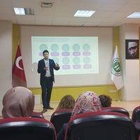 Photo taken at Teknoloji Fakültesi by Yunus Emre K. on 10/4/2017