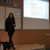 Photo taken at Teknoloji Fakültesi by Yunus Emre K. on 10/26/2017