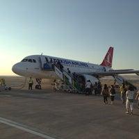 Photo taken at Nevşehir Kapadokya Airport (NAV) by Onat K. on 6/28/2013