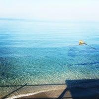 Photo taken at Kamiros Skala by Manolis P. on 10/28/2013