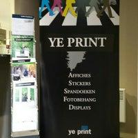Photo taken at Ye Print by Carmen R. on 6/18/2015
