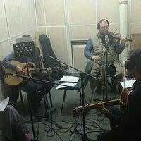Photo taken at Большое Радио by Petr M. on 5/15/2014