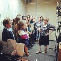 Photo taken at Большое Радио by Petr M. on 3/6/2014