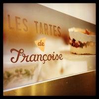 3/10/2013 tarihinde Candice V.ziyaretçi tarafından Les Tartes de Françoise'de çekilen fotoğraf