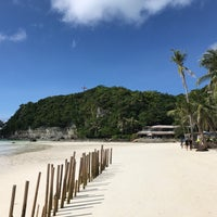 Photo taken at The Palms Of Boracay by Liane N. on 12/8/2017