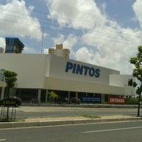 Foto tirada no(a) Pintos Shopping por Érica S. em 3/12/2013