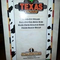 Photo taken at Texas Roadhouse by Wendi C. on 3/3/2013