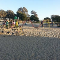Photo taken at Mission Bay Park by Goktug A. on 6/14/2013