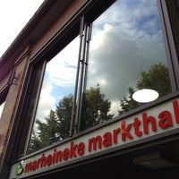 Photo taken at Marheineke Markthalle by Simon C. W. on 7/11/2013