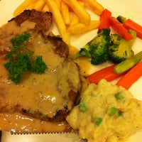 Photo taken at Gourmet's Delight by Pannipa P. on 12/16/2012