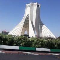 Photo taken at Tehran by Sana Y. on 7/13/2018