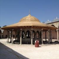 Das Foto wurde bei Edirnekapı Mihrimah-Sultan-Moschee von Gamze K. am 5/22/2013 aufgenommen