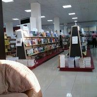 Photo taken at EPP Bookshop by Nana A. on 5/15/2014