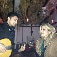 Photo taken at Cafe Gitarci by Cihat Ü. on 3/4/2013