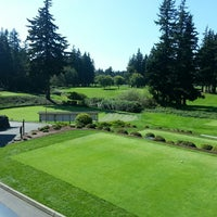 Photo taken at Bellingham Golf & Country Club by Jody M. on 9/10/2013