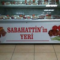 Photo taken at Sabahattin'in Yeri by Canberk K. on 3/3/2013