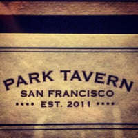Photo taken at Park Tavern by Philip S. on 3/7/2013