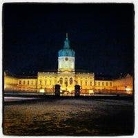 Das Foto wurde bei Schloss Charlottenburg von Philip S. am 3/14/2013 aufgenommen