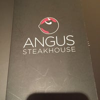 Photo taken at Angus Steakhouse by Andrea C. on 10/12/2016
