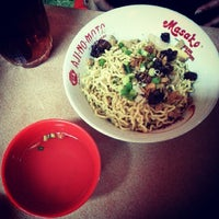 "Photo taken at Mie Keriting Siantar ""Ahok"" by 민희 이. on 5/25/2013"