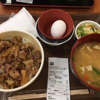 Photo taken at すき家 イオン品川シーサイド店 by Yu I. on 6/28/2016