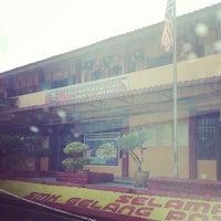 Photo taken at Smk Gelang Patah by Azlan S. on 10/27/2014