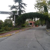Photo taken at Göztepe by KeReM on 8/9/2013