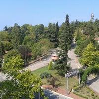 Photo taken at Göztepe by KeReM on 8/11/2013