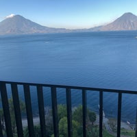 Photo taken at Hotel La Riviera De Atitlan by Gary d. on 3/23/2018