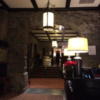 Photo taken at Castle Hotel & Spa by Annie K. on 1/3/2016
