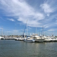 Photo taken at South Shore Harbour Marina by Constantine V. on 4/29/2018
