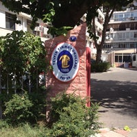 Photo taken at Tevfik Fikret Lisesi by İK on 8/28/2013