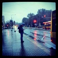Photo taken at Plac Wileński by Боян С. on 9/18/2013