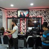 Photo taken at Salon Emin by Mahmut Z. on 2/23/2015