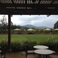 Photo taken at Viña Casas Del Bosque by Priscila C. on 5/2/2013