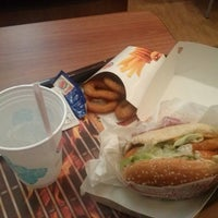 Photo taken at Burger King by Rafael C. on 3/14/2013