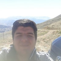 Photo taken at Eğribel Yaylası by Oğuzhan Ç. on 8/24/2014