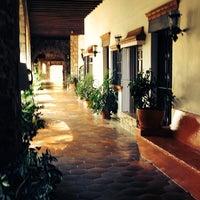 Foto tomada en Hotel Real de Minas por Alfredo C. el 5/25/2014