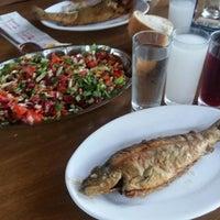 Photo taken at Balıkçı Saim'in Yeri by Can A. on 8/30/2017